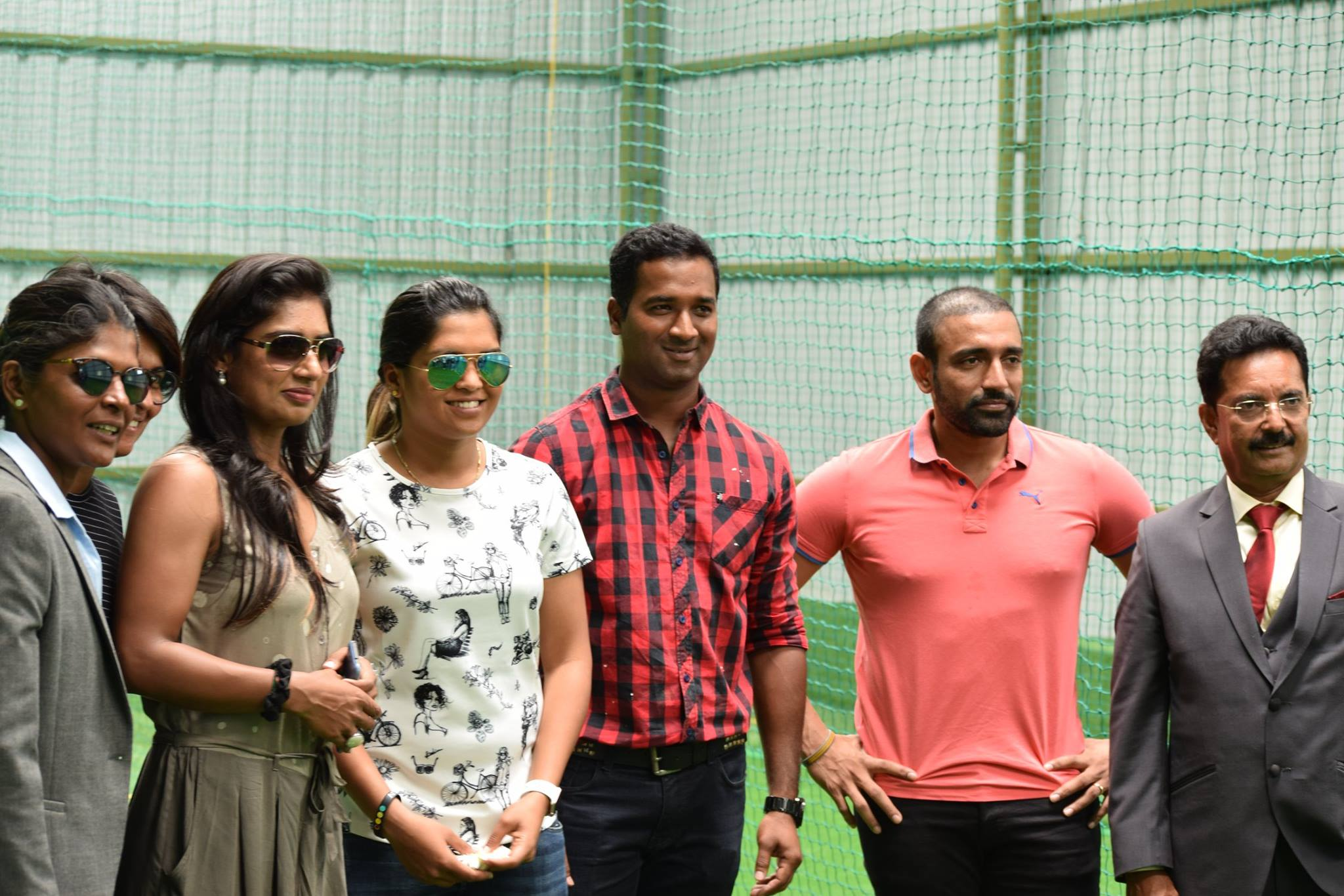 KIOC new world class cricket training campus inauguration